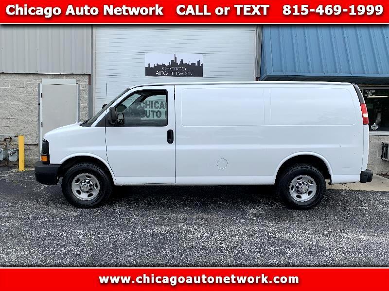2013 Chevrolet Express 3500 Cargo