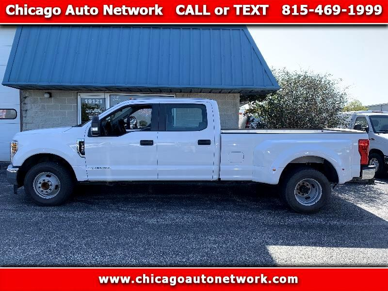 Ford F-350 SD XL Crew Cab Long Bed DRW 2WD 2018