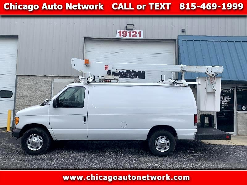 2007 Ford Econoline E-350 Super Duty Bucket Van