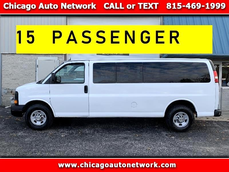 Chevrolet Express LS 3500 Extended 2014