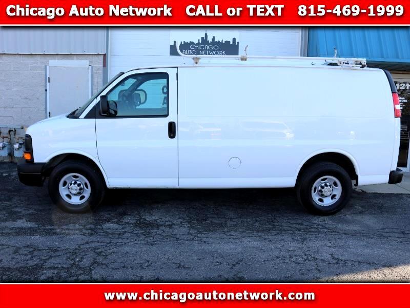 Chevrolet Express 3500 Cargo 2015