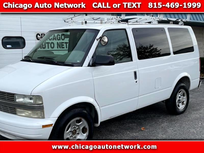 Chevrolet Astro AWD 2003