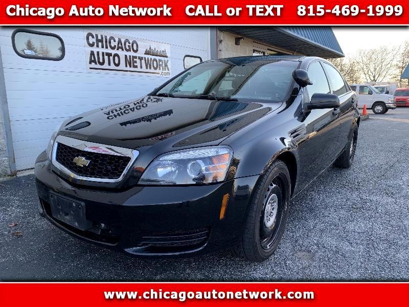 Chevrolet Caprice Police 2011