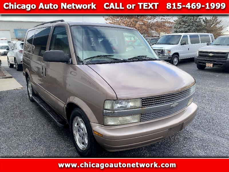 Chevrolet Astro AWD 2004