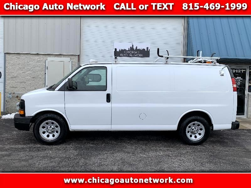 Chevrolet Express 1500 AWD Cargo 2013