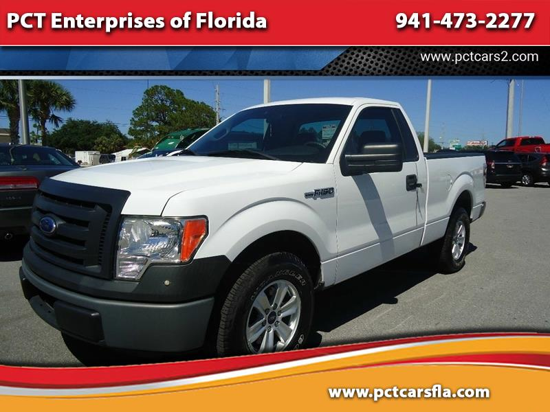 2011 Ford F-150 XL 6.5-ft. Bed 2WD