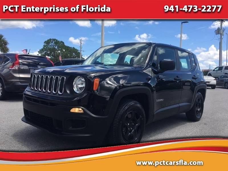 Jeep Renegade Sport FWD 2015