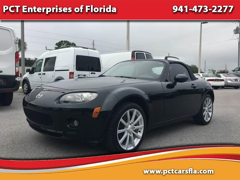 Mazda MX-5 Miata Grand Touring 2007