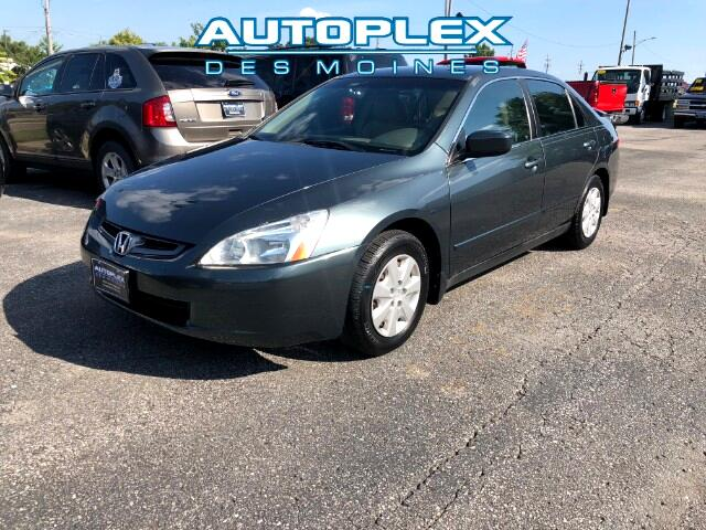 Used 2004 Honda Accord For Sale In Urbandale, IA 50322 Autoplex Des Moines