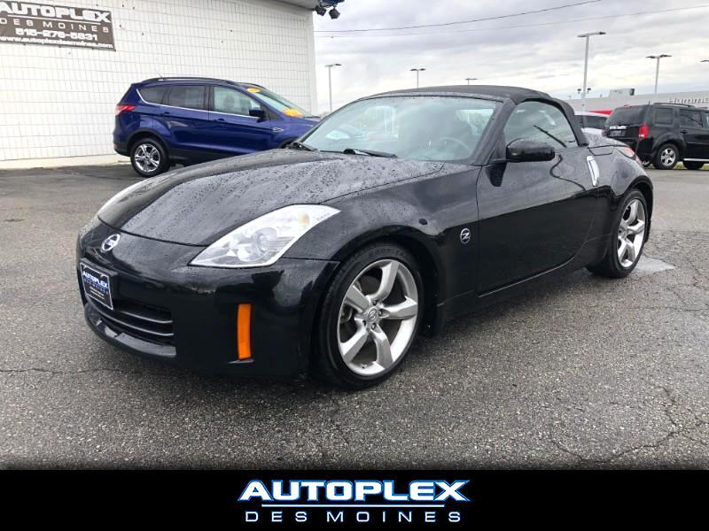 2007 Nissan 350Z 2dr Roadster Touring Auto