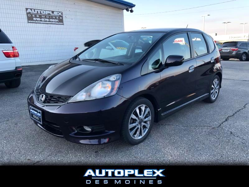 2013 Honda Fit Sport 5-Speed MT