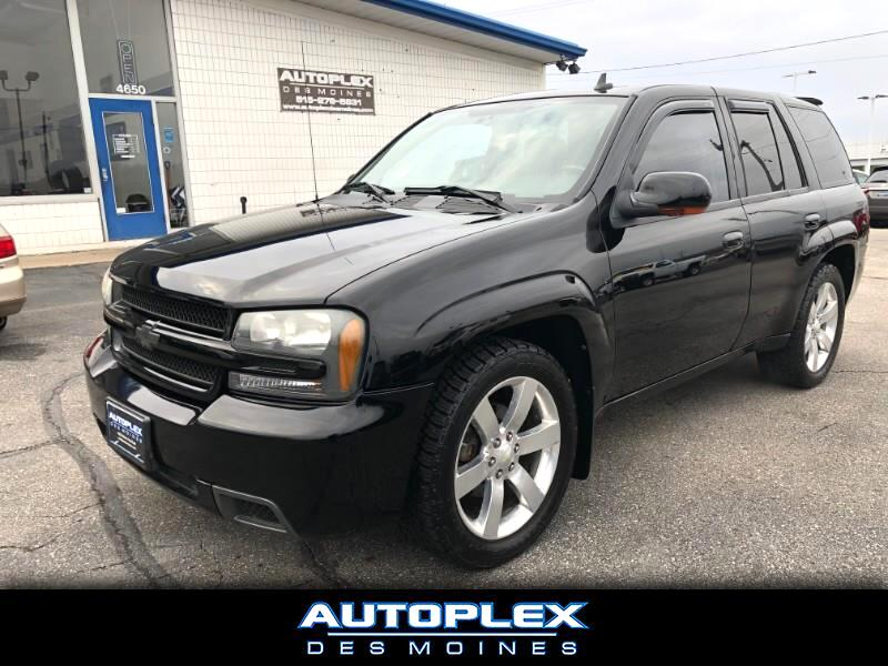 Used Chevrolet Trailblazer Ss 4wd For Sale Cargurus