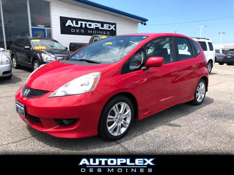 2011 Honda Fit Sport 5-Speed MT
