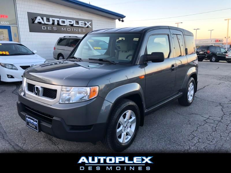 Honda Element EX 2WD AT 2011