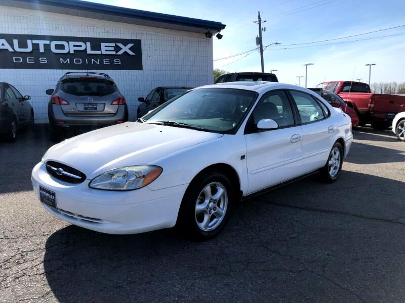 Ford Taurus SES Deluxe 2002