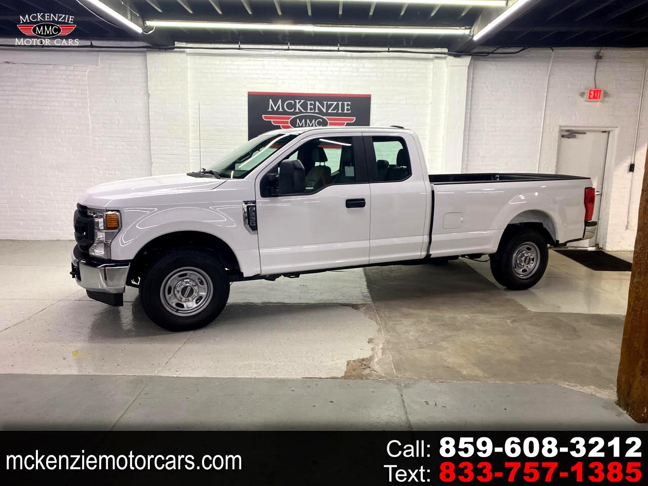 Ford F-250 SD XL SuperCab Long Bed 2WD 2021