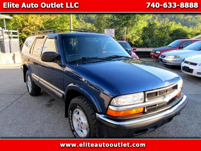 2001 Chevrolet Blazer LS 4-Door 4WD