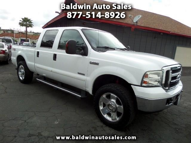 2007 Ford F-250 SD 4WD Crew Cab 156