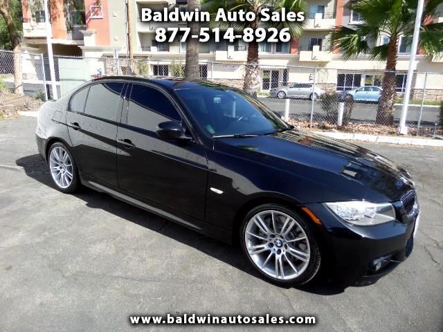 2011 BMW 3-Series 335i SA