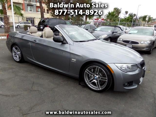 2011 BMW 3-Series 2dr Conv 335is