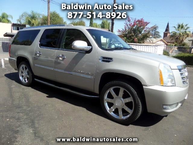 2008 Cadillac Escalade AWD 4dr