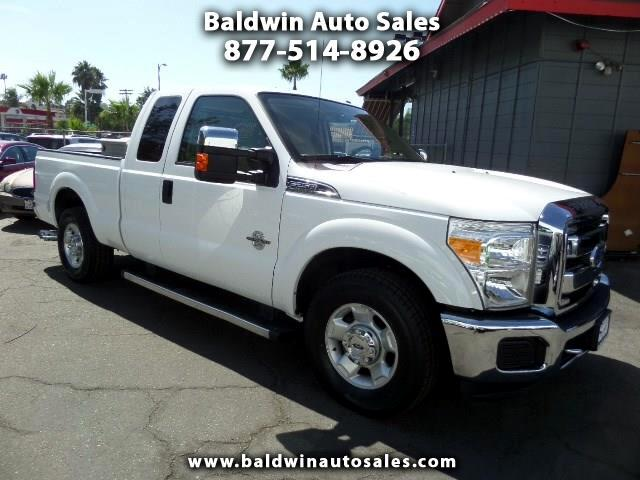 2011 Ford F-250 SD 2WD SuperCab 142