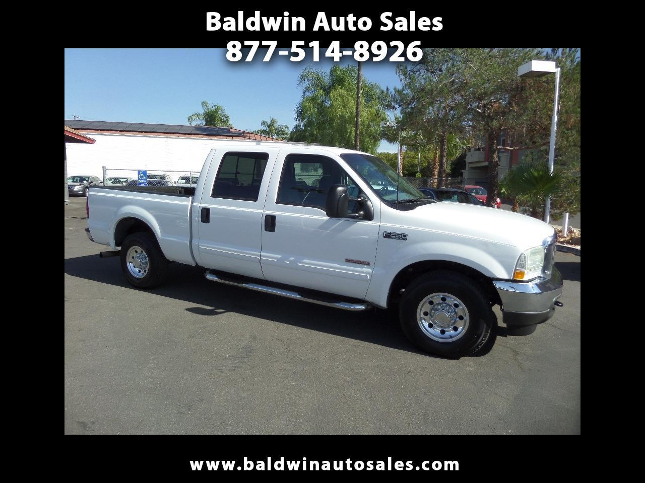 2003 Ford Super Duty F-250 Crew Cab 156