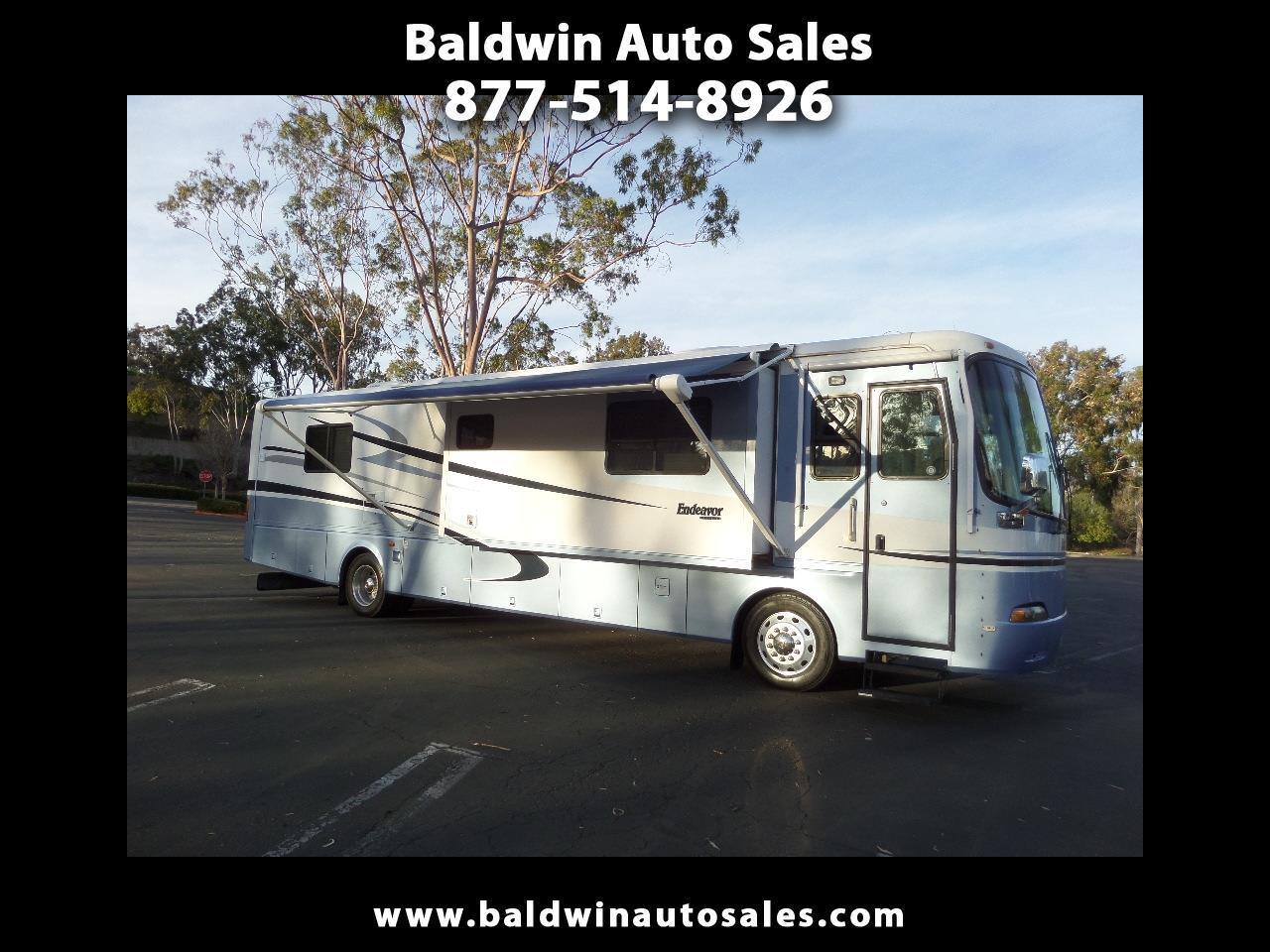 2003 Holiday Rambler Endeavor 40dst