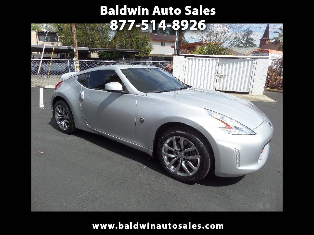 2013 Nissan 370Z 2dr Cpe Manual