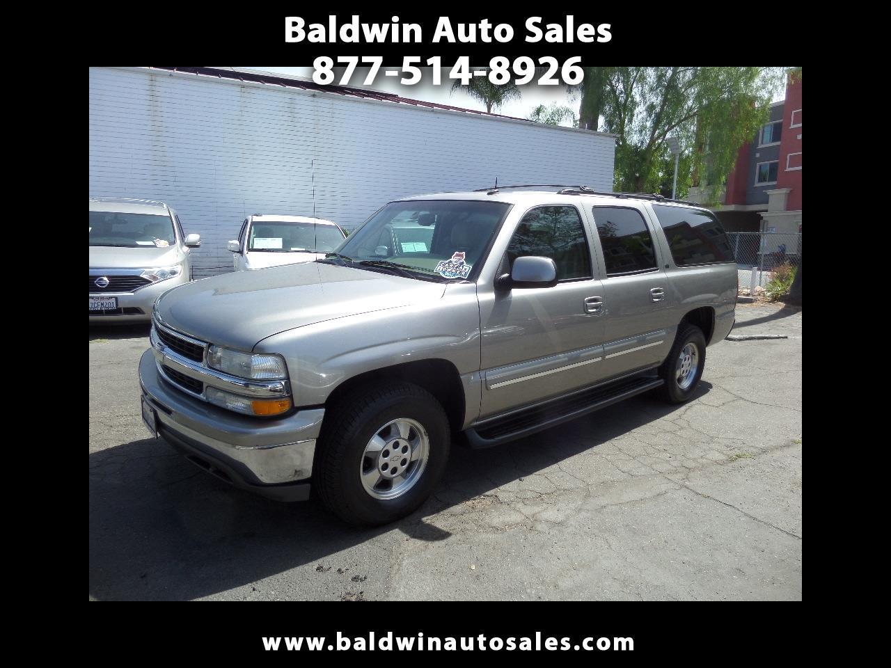 Chevrolet Suburban 4dr 1500 LT 2003