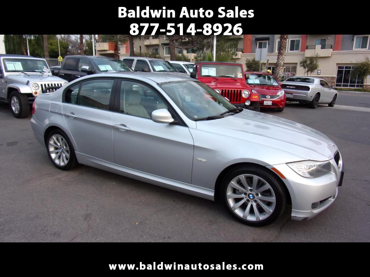 BMW 3 Series 4dr Sdn 328i RWD SULEV South Africa 2011