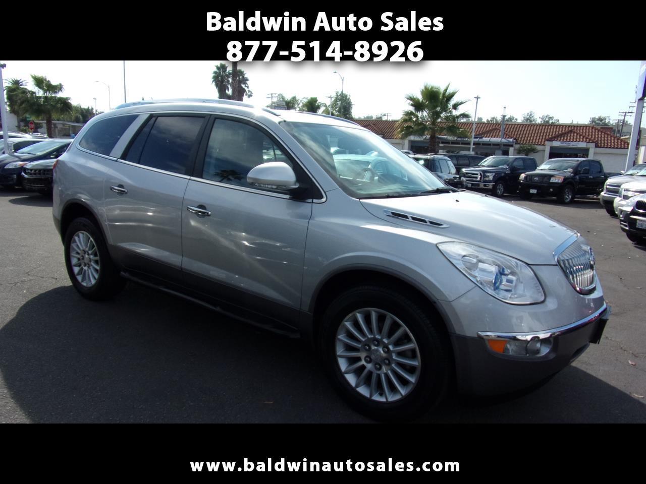 Buick Enclave FWD 4dr CX 2011