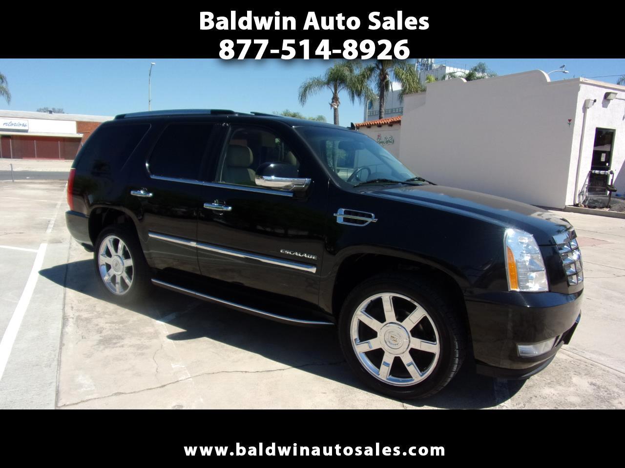 Cadillac Escalade AWD 4dr Luxury 2012