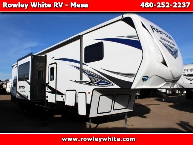 2018 Keystone RV Raptor Toy Hauler 3513 Predator Series