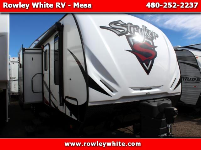 2017 Cruiser RV Fun Finder Stryker 3010