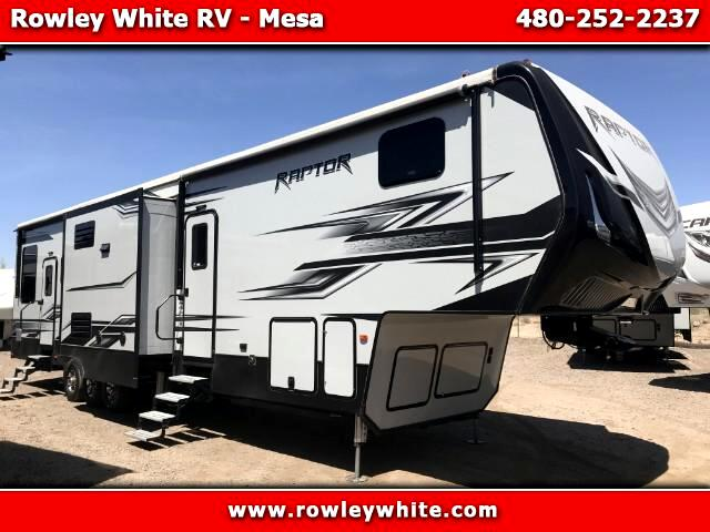 2017 Keystone RV Raptor 424TS