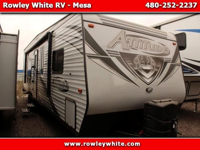 2019 Eclipse RV Attitude 27SA