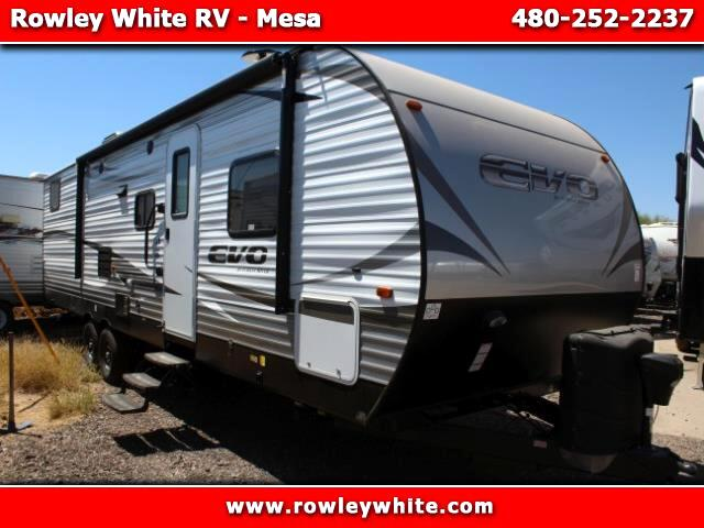 2019 Forest River EVO (Lightweight Travel Trailer) T2990