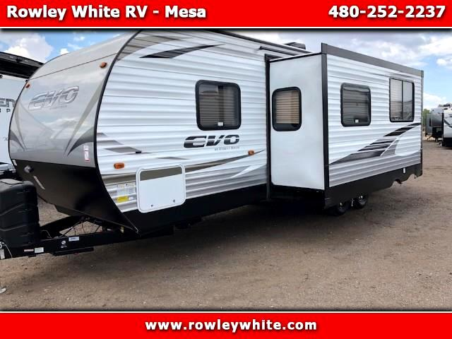 2019 Forest River EVO (Lightweight Travel Trailer) T2700