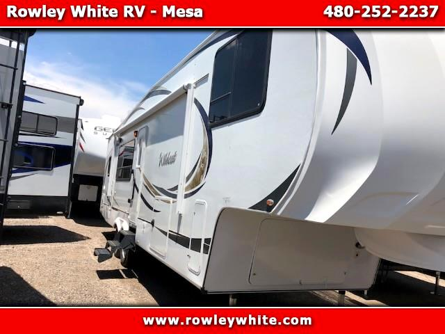 2012 Forest River Wildcat 322RK