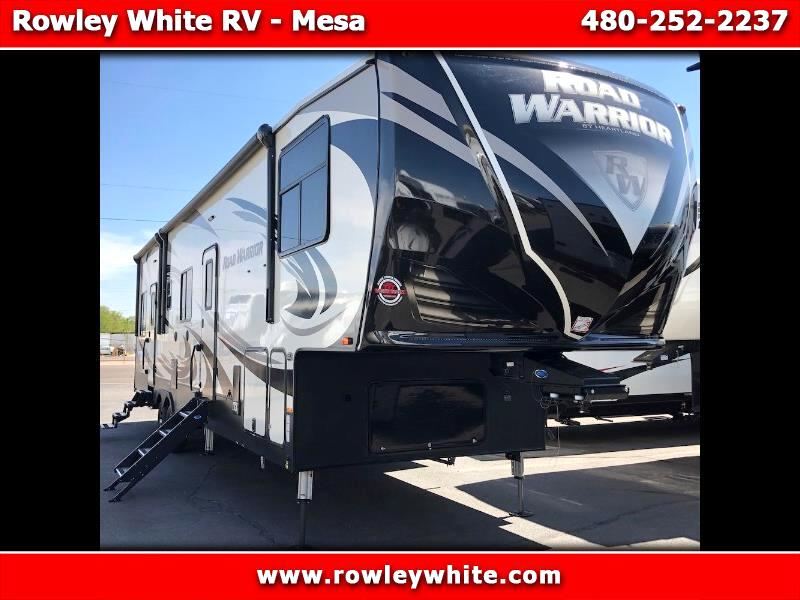 2019 Heartland Road Warrior 387RW