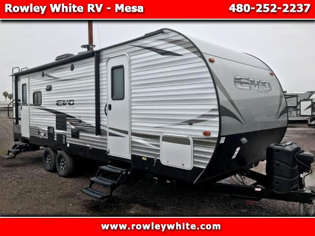 2019 Forest River EVO (Lightweight Travel Trailer) T2460