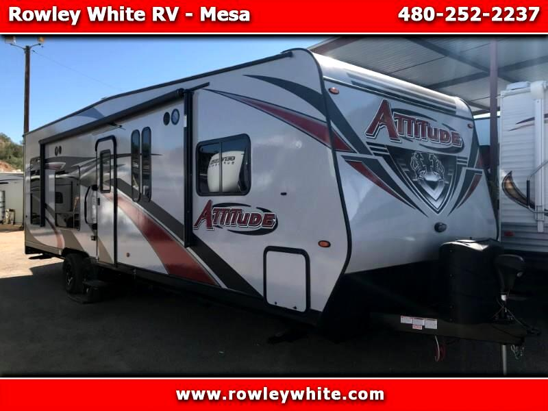 2020 Eclipse RV Attitude 27SA