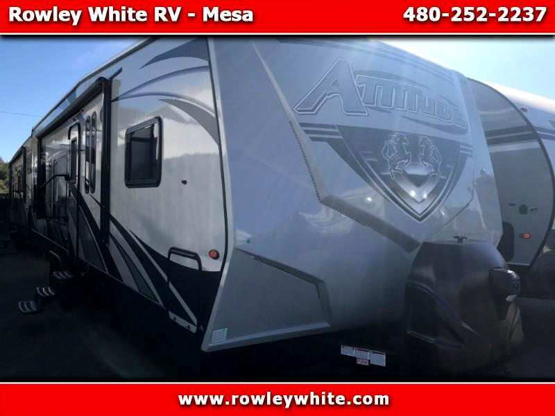 2020 Eclipse RV Attitude 2814GS