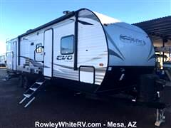 2019 Forest River EVO (Lightweight Travel Trailer)