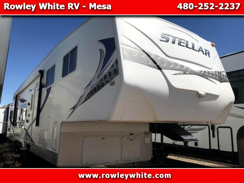 2008 Eclipse RV Stellar 38LKS