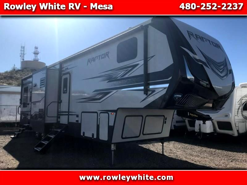 2018 Keystone RV Raptor 353TS