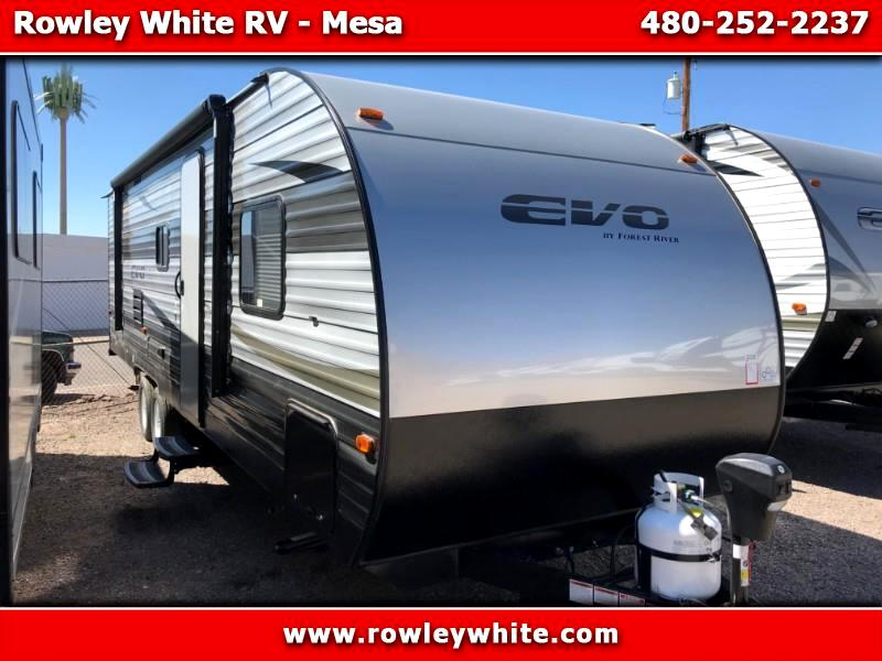 2020 Forest River EVO (Lightweight Travel Trailer) 267SS
