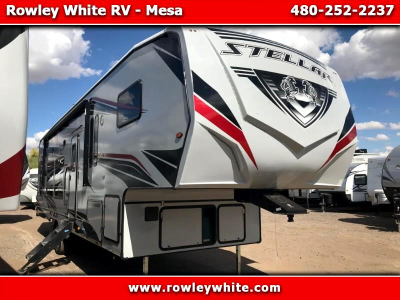 2020 Eclipse RV Stellar 3322DBG