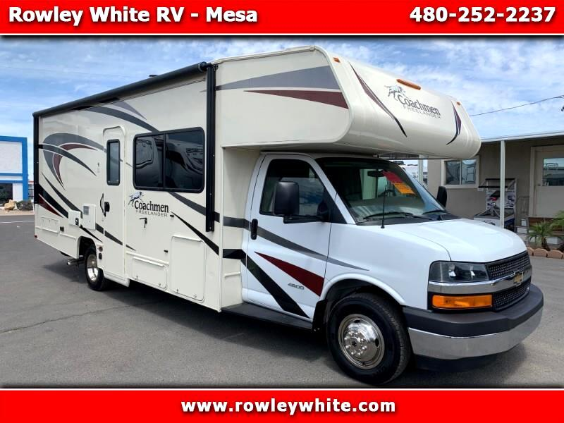 2019 Coachmen Freelander 26DCS
